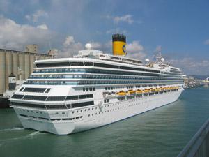 Partono da Bari i nuovi voli charter Costa Crociere per il nord Europa