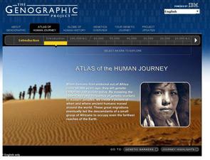 The genographic project, ricostruiamo il viaggio dell'uomo nella storia
