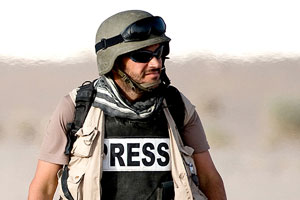 E' Flavio Biloslavo il vincitore del 2° Concorso Giornalisti del Mediterraneo