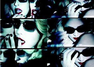 Vintage, burlesque e romantico, gli occhiali sono l'accessorio per eccellenza