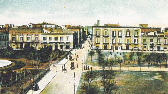 Lsdmagazine bari storia di una citt 29 dicembre 1902 for Nuova apertura grande arredo bari