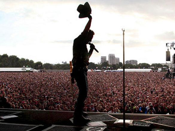 """""""London Calling"""", il dvd del tour mondiale di Bruce Springsteen"""