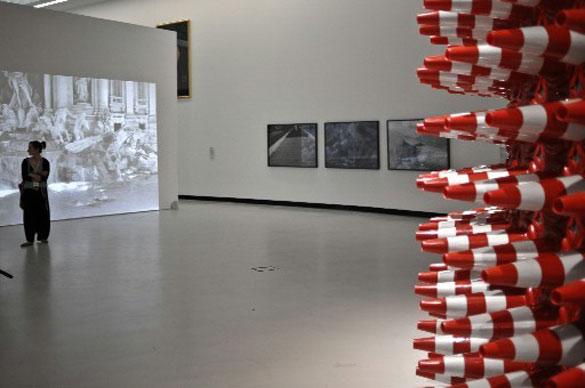 Visita al MAXXI. Museo delle Arti del XXI secolo