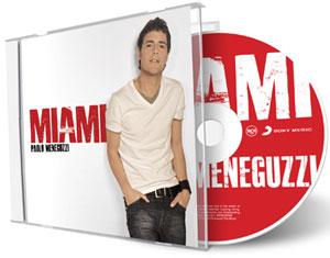 """""""Miami"""", il nuovo disco di Paolo Meneguzzi dopo il successo negli Usa"""