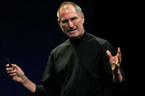 Il futuro della stampa? Ci pensa Steve Jobs, il numero uno della Apple