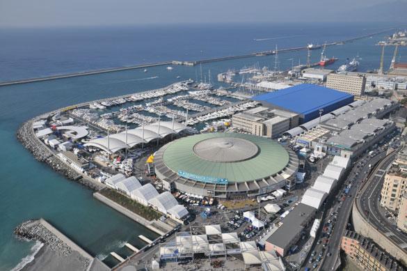 Il Salone Nautico internazionale di Genova al traguardo della 50° edizione