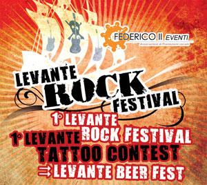 I°Edizione del Levante Rock Festival e Levante Beer Festival