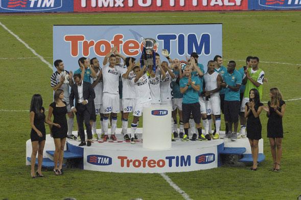 L'Inter si aggiudica il Trofeo Tim e Bari si conferma capitale del calcio estivo