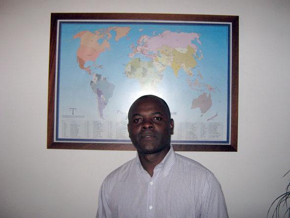 Padre Jean-Claude Kazadi Muamba, frate globe trotter alla conquista dell'Onu