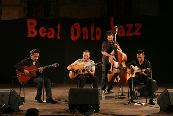 Beat Onto Jazz Festival