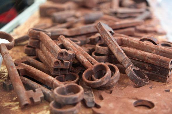 Eurochocolate 2010. A Perugia Zip, il viaggio lampo nel cioccolato di qualità
