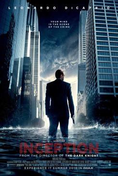 """""""Inception"""". E' l'ora della puntura. L'ultimo film di Chris Nolan con Di Caprio"""