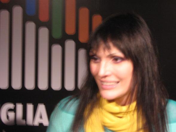 """Anna Oxa con il suo nuovo disco """"ProXima"""" alla Casa delle Musiche di Bari"""