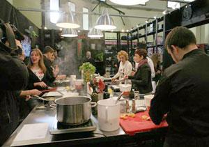 Anice verde, la scuola di cucina