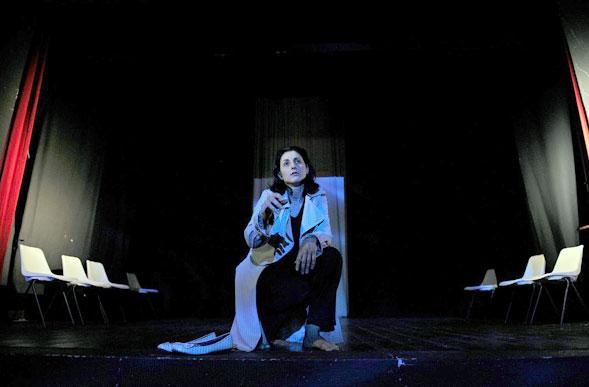 """Al Teatro Testaccio """"Preziosa"""" un monologo di Maria Teresa Venditti"""