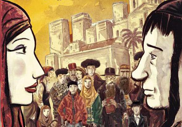 Il Medio Oriente a fumetti al centro della terza edizione del Festival Nues