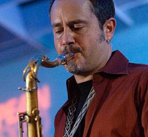 Rick Margitza Trio il 2 dicembre all'Enoteca del Jazz De Astis di Molfetta