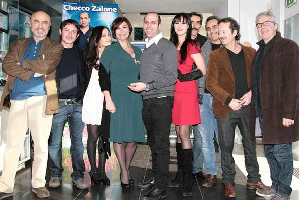 """""""Che bella giornata"""" il secondo film di Checco Zalone dal 5 gennaio in tutta Italia"""