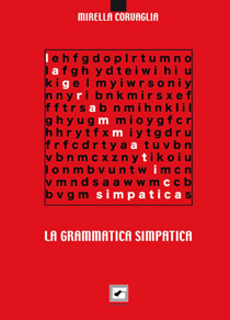 """Grammatica simpatica, il libro """"filastrocca"""" di Mariella Corvaglia"""