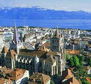 Losanna, la Svizzera che non ti aspetti, un paradiso tutto da esplorare