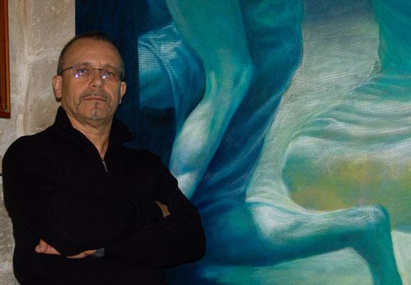 Il maestro Luigi Cannone a Lecce (e non solo) da più di quarant'anni