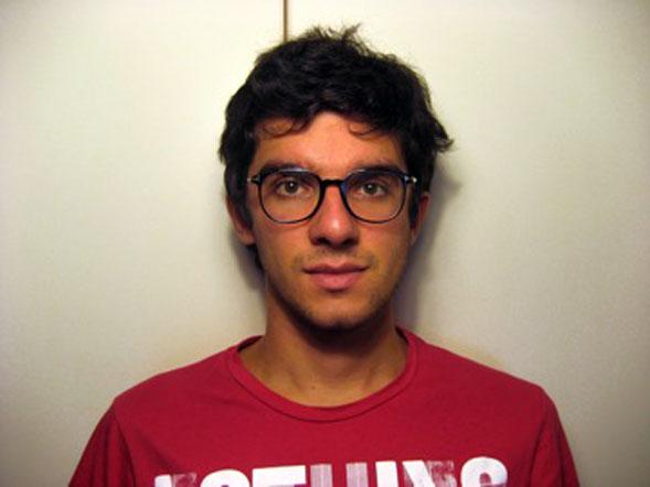 Matteo Sandrini finalista dell'Accademia Apulia Art Award 2010