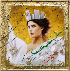 Il calendario di Miss Italia, all'ottava edizione, diventa un lunario per il 2011