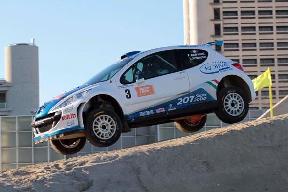 Motor Show 2010, un primo ed un terzo posto per il campione d'Italia Rally