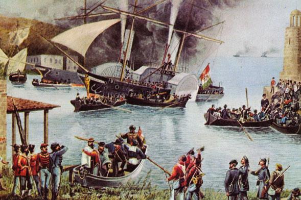 1860: 19 agosto-7 settembre, i giorni dell'Unità in Puglia