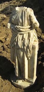 Scoperta archeologica ad Ashkelon dopo le violente intemperie in Israele