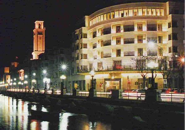 """L'Hotel delle Nazioni, il primo """"cinque stelle"""" di Bari"""