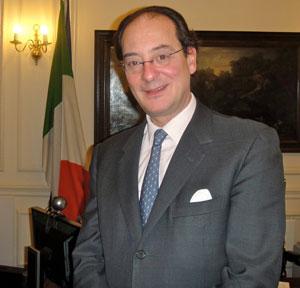 Il bilancio di Uberto Vanni d'Archirafi, Console italiano a Londra