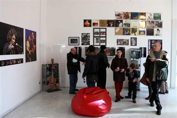 """Al Pan di Napoli la mostra """"Rock! mostra/evento sul rock e i suoi linguaggi"""""""