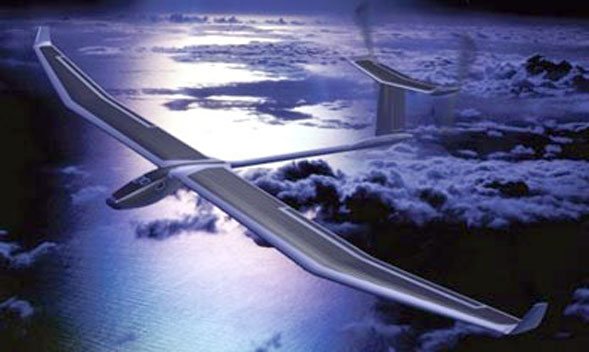 Solar Impulse, l'aereo ad energia solare nel 2011 sorvolerà i cieli europei
