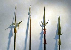 Nel Castello di Sannicandro un corso di Restauro Ligneo d'Armi d'epoca