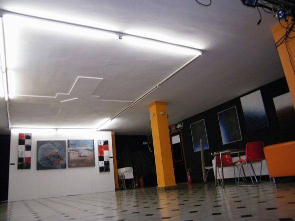 """""""Art Gallery under the road"""" il nuovo spazio per l'arte contemporanea a Bari"""