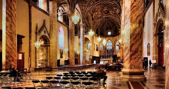 Ritrovato sotto la Cattedrale di San Lorenzo un percorso archeologico