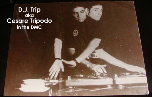 "Il tributo di Alex Di Ciò a Dj Trip con il remix ""Last night a Dj saved my life"""