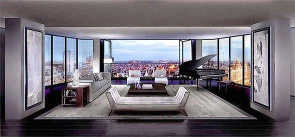 One Hyde Park, inaugurato a Londra l'hotel più esclusivo del mondo