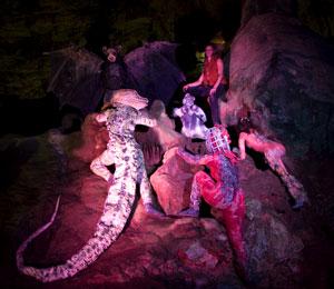 Hell in the cave. Lo spettacolo dantesco il 19 marzo alle Grotte di Castellana
