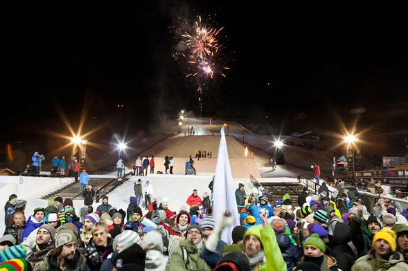"""""""Burn River Jump 2011"""" a Livigno il contest più importante d'Italia di snowboard"""