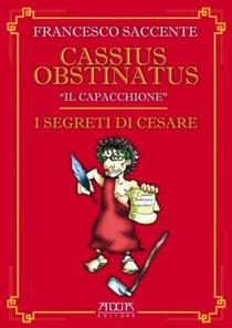 """""""I segreti di Cesare"""", il nuovo esilarante libro di Francesco Saccente"""