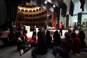 """Tutti gli appuntamenti dedicati a """"Salome"""" della Fondazione Petruzzelli"""