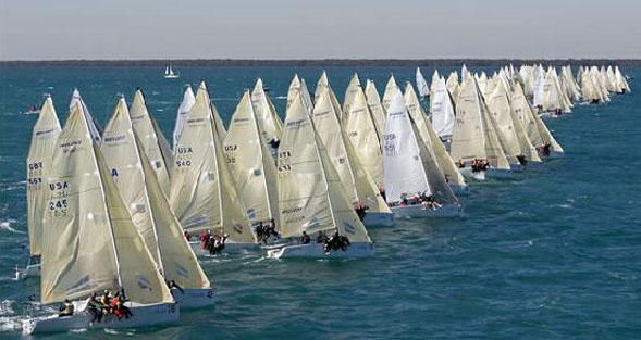 Premiazione finale del XII campionato di vela d'altura Città di Bari