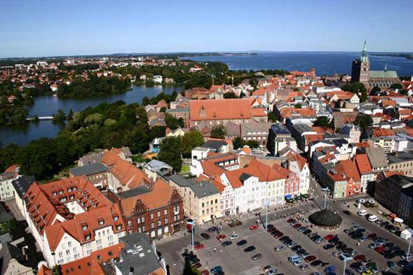 Viaggio in Germania. Stralsund, nel Länder orientale ritrova il suo splendore