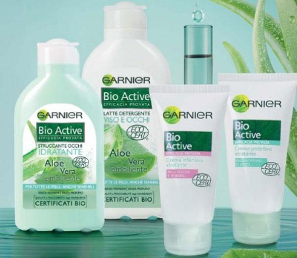 Ambiente e Natura gli obiettivi di Bio Active della Garnier