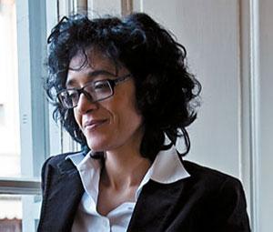"""La filosofa Michela Marzano a Torino per la """"Biennale Democrazia"""""""