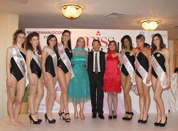 Prima finale regionale Miss Mondo Canon a Molfetta, tante nuove Miss