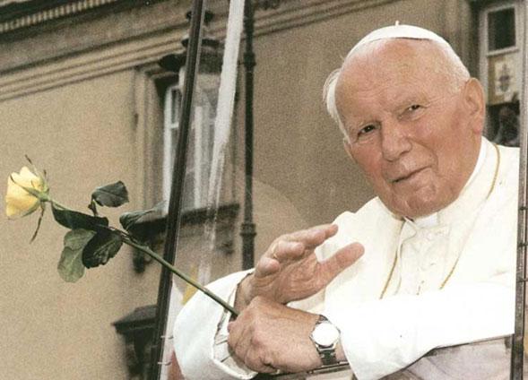 Il 1 maggio a Roma la cerimonia di Beatificazione di Giovanni Paolo II
