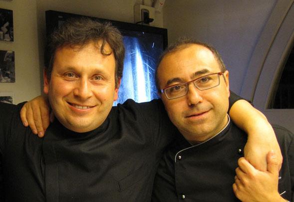 Maurizio Santin e Pasquale Procacci Leone